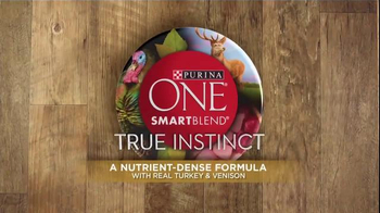 Purina One True Instinct TV Spot, 'Grain-Free Dog Food' - Thumbnail 4