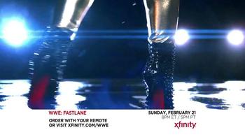 XFINITY On Demand Pay-Per-View TV Spot, 'WWE: Fastlane' - Thumbnail 1