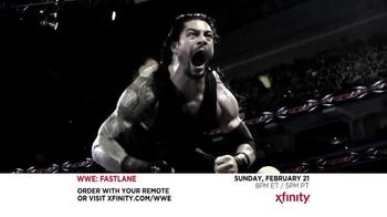 XFINITY On Demand Pay-Per-View TV Spot, 'WWE: Fastlane' - Thumbnail 5
