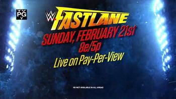 XFINITY On Demand Pay-Per-View TV Spot, 'WWE: Fastlane' - Thumbnail 7