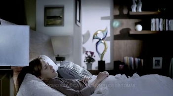 Next Noche TV Spot, 'Ayuda a dormir' [Spanish]