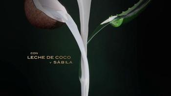 TRESemme Botanique TV Spot, 'Con leche de coco y sábila' [Spanish] - Thumbnail 4