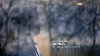 Barclays TV Spot, 'Cisco'