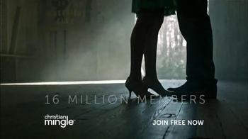 ChristianMingle.com TV Spot, 'More Than a Dating Site' - Thumbnail 2