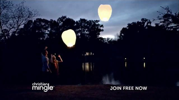 ChristianMingle.com TV Spot, 'More Than a Dating Site' - Thumbnail 6