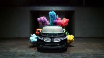 Lincoln Motor Company TV Spot, 'Paint' - 2 commercial airings