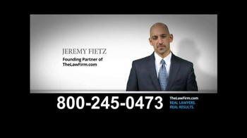 TheLawFirm.com TV Spot, 'Car Accident' - Thumbnail 2