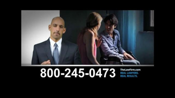 TheLawFirm.com TV Spot, 'Car Accident' - Thumbnail 7