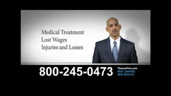TheLawFirm.com TV Spot, 'Car Accident' - Thumbnail 9