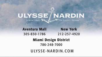 Ulysse Nardin TV Spot, 'Ship' - Thumbnail 9