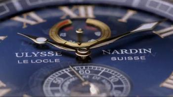 Ulysse Nardin TV Spot, 'Ship' - Thumbnail 4