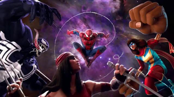 Marvel Contest of Champions TV Spot, 'Who's on Your Team?: Deadpool Selfie' - Thumbnail 3