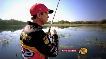 Bass Pro Shops Spring Fishing Classic TV Spot, 'The Spot' Ft. Kevin VanDam - Thumbnail 2