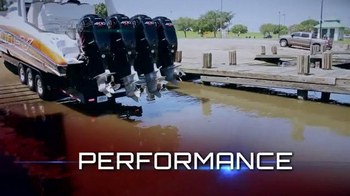 Marine Technology Inc. V-Bottom Series TV Spot, 'Powerboating' - Thumbnail 8