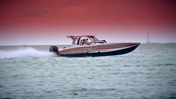 Marine Technology Inc. V-Bottom Series TV Spot, 'Powerboating' - Thumbnail 9