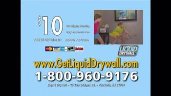 Liquid Drywall TV Spot, 'No Tools Needed' - Thumbnail 5