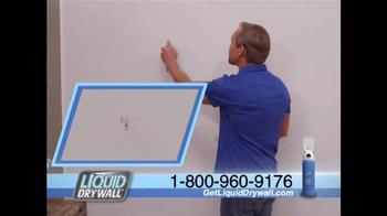Liquid Drywall TV Spot, 'No Tools Needed' - Thumbnail 3