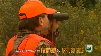 Kentucky Department of Fish & Wildlife TV Spot, 'Elk Hunting Pick Four' - Thumbnail 2