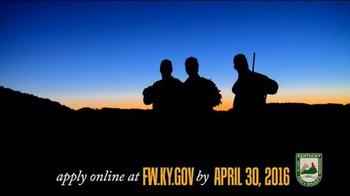 Kentucky Department of Fish & Wildlife TV Spot, 'Elk Hunting Pick Four' - Thumbnail 4