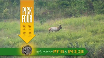 Kentucky Department of Fish & Wildlife TV Spot, 'Elk Hunting Pick Four' - Thumbnail 7