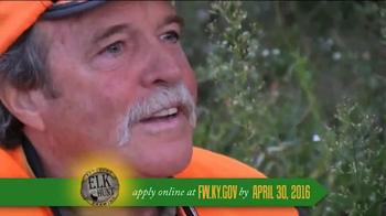 Kentucky Department of Fish & Wildlife TV Spot, 'Elk Hunting Pick Four' - Thumbnail 8