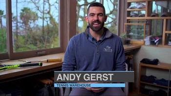 Tennis Warehouse TV Spot, 'Gear Up: Flex' - Thumbnail 1