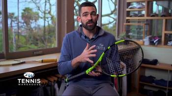 Tennis Warehouse TV Spot, 'Gear Up: Flex' - Thumbnail 6