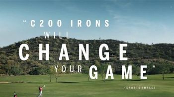 Wilson Staff C200 TV Spot, 'The Face of Generation Flex' - 151 commercial airings