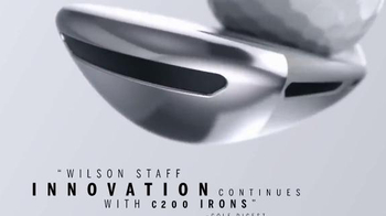 Wilson Staff C200 TV Spot, 'The Face of Generation Flex' - Thumbnail 6