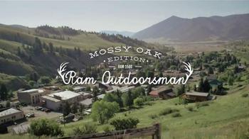 2016 Ram 1500 Outdoorsman TV Spot, 'Stories' - Thumbnail 1