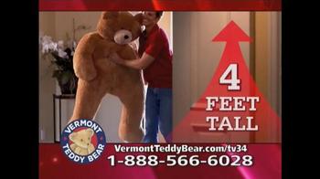 Vermont Teddy Bear Big Hunka Love Bear TV Spot, 'Pile of Awesomeness' - Thumbnail 2