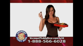 Vermont Teddy Bear Big Hunka Love Bear TV Spot, 'Pile of Awesomeness' - Thumbnail 4