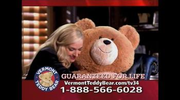 Vermont Teddy Bear Big Hunka Love Bear TV Spot, 'Pile of Awesomeness' - Thumbnail 6