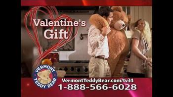 Vermont Teddy Bear Big Hunka Love Bear TV Spot, 'Pile of Awesomeness' - Thumbnail 7