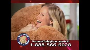 Vermont Teddy Bear Big Hunka Love Bear TV Spot, 'Pile of Awesomeness' - Thumbnail 8