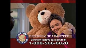 Vermont Teddy Bear Big Hunka Love Bear TV Spot, 'Pile of Awesomeness' - Thumbnail 9