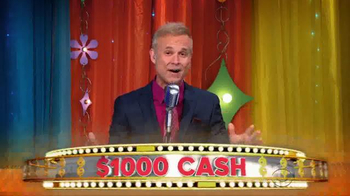 CBS The Price Is Right Play at Home Game TV Spot, 'Win $1,000 Cash'