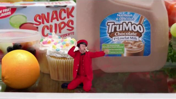 TruMoo Calcium Plus Chocolate Milk TV Spot, 'Movie Night' - Thumbnail 3