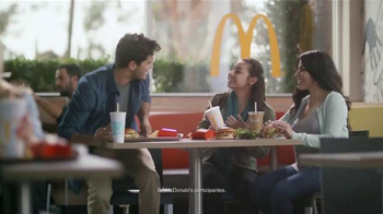 McDonald's Signature Crafted Recipes TV Spot, 'El sabor' [Spanish] - Thumbnail 7