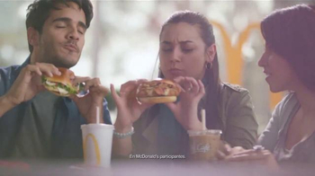 McDonald's Signature Crafted Recipes TV Spot, 'El sabor' [Spanish] - Thumbnail 8