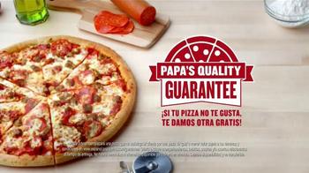 Papa John's TV Spot, 'Garantía de calidad' [Spanish] - Thumbnail 8