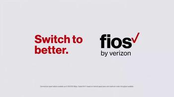 Fios by Verizon TV Spot, 'Thinking' - Thumbnail 6