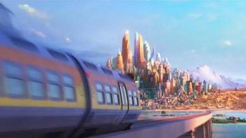 Subway TV Spot, 'Disney's Zootopia Comes to Subway' - Thumbnail 1
