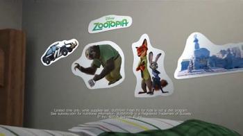 Subway TV Spot, 'Disney's Zootopia Comes to Subway' - Thumbnail 6