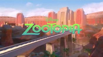 Subway TV Spot, 'Disney's Zootopia Comes to Subway' - Thumbnail 9