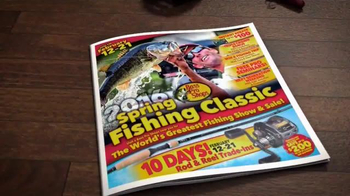 Bass Pro Shops Spring Fishing Classic TV Spot, 'Utility Boxes and Reels' - Thumbnail 2
