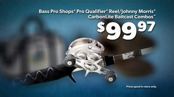 Bass Pro Shops Spring Fishing Classic TV Spot, 'Utility Boxes and Reels' - Thumbnail 6