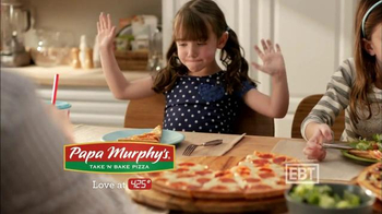 Papa Murphy's Perfect Pizza TV Spot, 'When They Cool' - Thumbnail 6