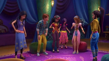 Disney Descendants Genie Chic Dolls TV Spot, 'Fashion Wishes'