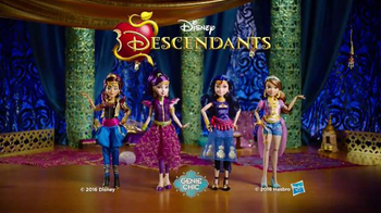 Disney Descendants Genie Chic Dolls TV Spot, 'Fashion Wishes' - Thumbnail 8